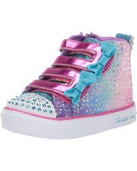 Skechers Kids' Twinkle Breeze 2.0-Unicorn Sneaker - Mehrfarbig