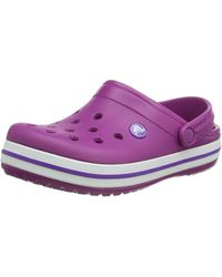 Crocs™ Crocband Clog K - Morado