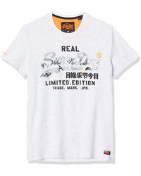 Superdry - Vintage Logo Fero Tee T-Shirt - Lyst