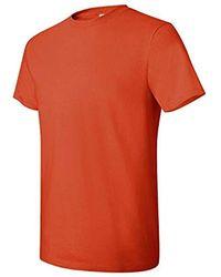 Hanes - Nano Premium Cotton T-shirt (pack Of 2) - Lyst