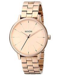 Nixon Armbanduhr- -A099-P - Mehrfarbig