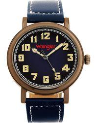 Wrangler Watch - Metallic