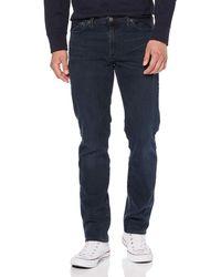 Levi's 511 Slim Fit – Schmal geschnittene Männer Jeans für optimalen - Blau