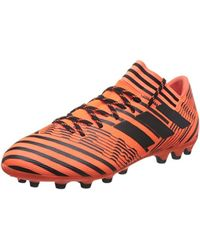 f94745398ac1 adidas X 173 Ag White Men's Football Boots In Red in Red for Men - Lyst