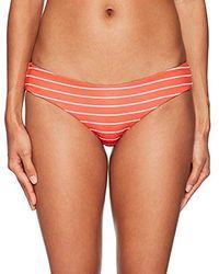 Rip Curl Rising Star Americana Reversible Hipster Bikini Bottom - Multicolour