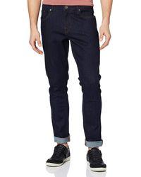 Ben Sherman Straight Rinse Wash Jean - Blue