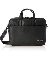 Calvin Klein Borse organizer portatutto - Nero