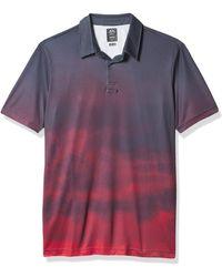 Oakley Sunset Polo Shirt - Blue