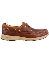 sperry topsider gold sport casual 3eye with asv shoe in