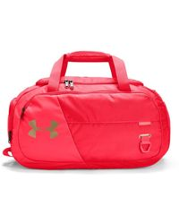 Under Armour Undeniable Duffel 4.0 XS 1342655-628; s Bag; 1342655-628; pink; One Size EU