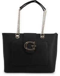 HWSG7398050 Black Guess GUESS HANDBAG PRE Bag Donna