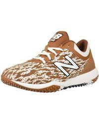 New Balance 4040v5 Turf Running Shoe - Multicolore