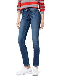 Wrangler SLIM, Jeans Donna, Blu