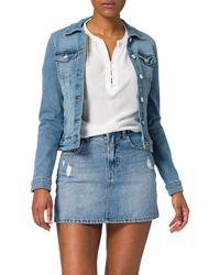 Pepe Jeans Rachel Skirt Falda - Azul