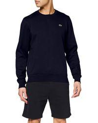Lacoste Sport Logo Sweatshirt - Blue