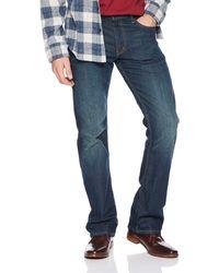 Levi's 527 Slim Bootcut Jean - Blue