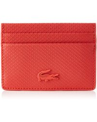 Lacoste NF3403CE - Rosso