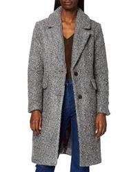 Vero Moda VMCOZYDIANA 3/4 Jacket BOOS tel - Grau