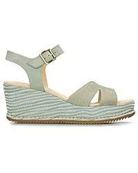 Clarks - Akilah Eden Ankle Strap Sandals - Lyst
