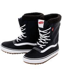 Vans Après-Ski Standard Snow Boot Black/White - Noir