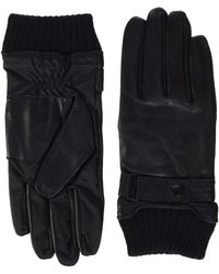 Esprit Accessoires 118ea2r003 Gloves - Black