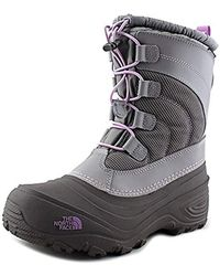 fede7cd803c Big Boy's Alpenglow Iv Boot - Gray