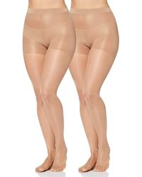 Iris & Lilly By Wolford Tights - Natural