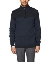 Esprit 128ee2i007 suéter - Azul