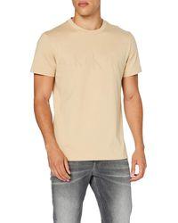 Calvin Klein CK Eco SS Tee Camicia - Neutro