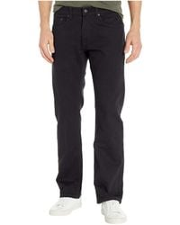 Signature by Levi Strauss & Co. Gold Label Relaxed Fit Flex Jeans - Black