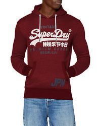 Superdry - S VL Duo Hood UB Sweater - Lyst