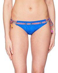 Nanette Lepore - Side Tie Hipster Bikini Swimsuit Bottom - Lyst