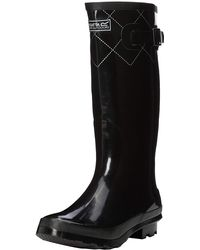 Regatta Ly Fairweather Ii Wellington Boots - Black
