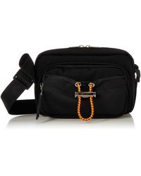 DIESEL Nhanga Bayntha Cross Bodybag Body-handbags - Black