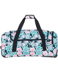 Roxy Wheeled Duffle Bag - Wheeled Duffle Bag - Blue
