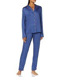 Triumph Zweiteiliger Schlafanzug - Blau