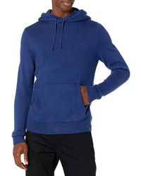 Goodthreads Supersoft Marled Pullover Hoodie - Blue