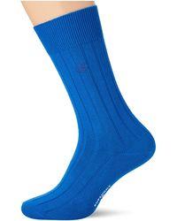 Superdry Casual Rib Sock 31-underwear/sleep - Blue