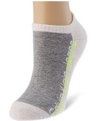 Calvin Klein Jeans Athleisure Trainer Socks 3 Pack - Grey