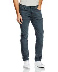 Esprit 106ee2b007 - 5 Pocket, Pantaloni Uomo, Blu (Blue), W32/L32 (Taglia Produttore: 32/32)
