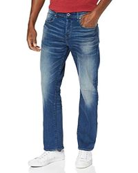 G-Star RAW 3301 Relaxed Jeans Uomo - Blu