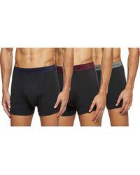 Calvin Klein Lot de 3 aille mi-haute boxers - Cotton - Noir