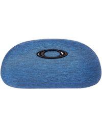 Oakley Adults' Ellipse O Eyeglass Cases - Blue