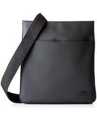Lacoste Nh2850hc, Sac porté épaule - Noir