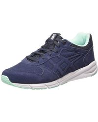size 40 01893 17cea Asics - Adults  Shaw Runner Trainers - Lyst