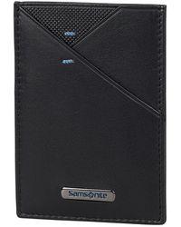 Samsonite Multi Creditcard Holder Credit Card - Black