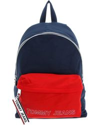 Tommy Hilfiger - TJM Logo Tape Dome Backpack Corporate - Lyst