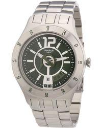 Swatch Armbanduhr Full-Blooded Smoky Sand SVCG4000AG - Weiß