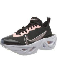 Nike - Sneakers Zoom x vista in tecnico Nero - Lyst