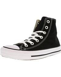 Converse - Chuck Taylor All Star Canvas High Top Sneaker - Lyst